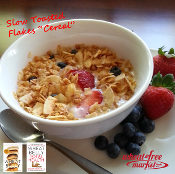 Slow Toasted Flakes Cereal