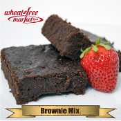 Grain-Free Brownie Mix - 5.3 oz Mix